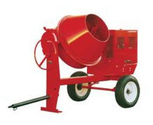 CONCRETE MIXER MC64SH8
